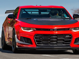 NOT YOUR TYPICAL CAMARO: 50 YEARS OF THE ZL-1 CAMARO