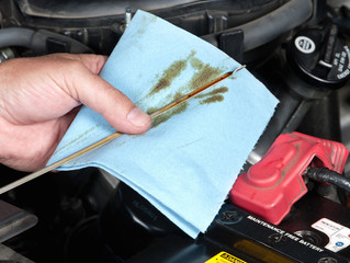 How to Check Oil and Other Fluids