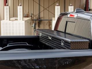 "UWS 63"" Slim, Low-Profile Truck Toolbox"