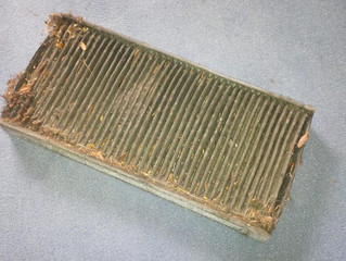 WHAT COULD A DIRTY AIR FILTER DO TO YOUR ENGINE?