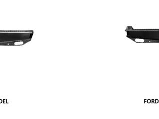 WESTiN HDX Bandit Series Rear Bumper