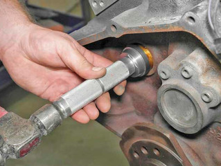 KNOW-HOW NOTES: HOW TO INSTALL FREEZE PLUGS