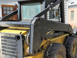 HEAVY MACHINERY CARE: HOW TO GET THE MOST FROM YOUR INVESTMENT