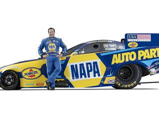 DSR, NAPA ANNOUNCE MULTI-YEAR EXTENSION AND NEW LOOK FOR 2019
