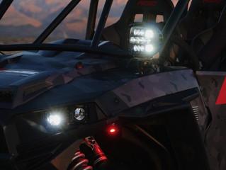 RIGID Industries Adapt XP Powersports Light Pods