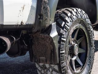 Bushwacker Trail Armor Mud Flaps