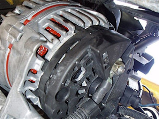 THE BENEFITS OF AN ALTERNATOR OVER A DC GENERATOR