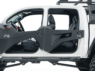 Fab Fours Trail Doors for `16-`20 Toyota Tacoma