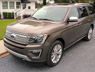 NAPA KNOWS NEW CARS: 2018 FORD EXPEDITION