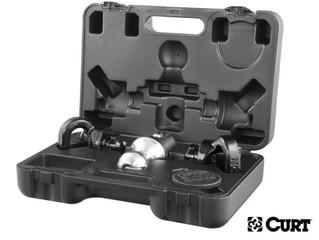 """CURT 2 5/16"""" Gooseneck Towing Kit for OEM Ram Puck System"""