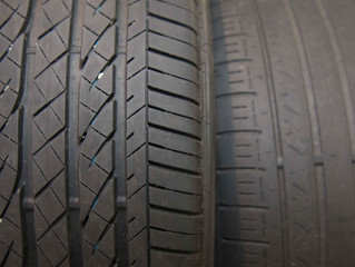 HOW TO TELL IF IT'S TIME TO REPLACE TIRES ON YOUR CAR