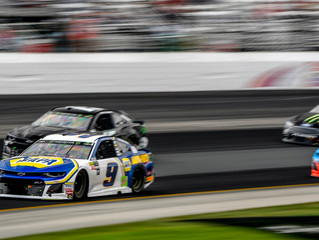ELLIOTT COLLECTS STAGE WIN AND TOP-FIVE FINISH AT NEW HAMPSHIRE