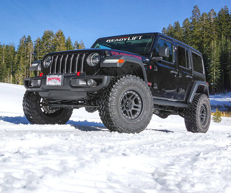 Jeep JL Lift Kit