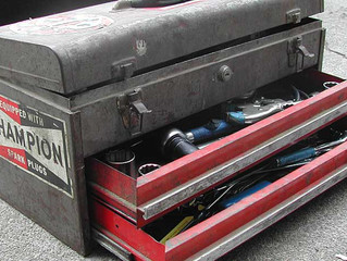 BE PREPARED! ESSENTIAL TOOLS IN YOUR TRACTOR TOOLBOX