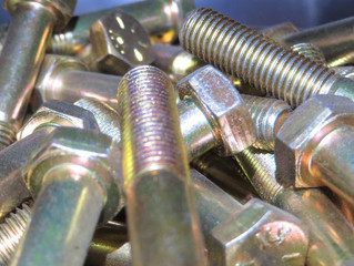METRIC VS. STANDARD: THE NUTS AND BOLTS OF NUTS AND BOLTS