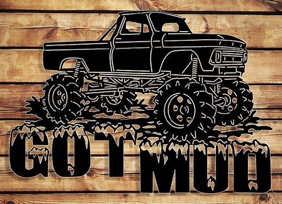 Got Mud Truck