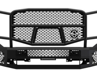 Ranch Hand Midnight Front Bumper for '20-'21 GMC Sierra 2500 HD/3500 HD