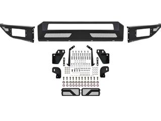 WESTiN Pro-Mod Front Bumper for `20 Ford F-250/350 Super Duty