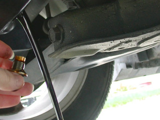 WHAT'S THE BEST OIL FOR YOUR VEHICLE?