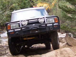 3 SIGNS YOUR DIFFERENTIAL MOUNT NEEDS REPLACING