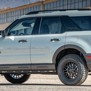 """ReadyLIFT 1.5"""" SST Lift Kit for 2021 Ford Bronco Sport"""