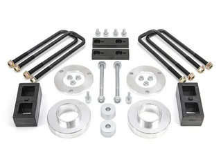 """ReadyLIFT: SST Lift Kit Pre-Load Spacer – 3"""" Front / 2"""" Rear For `05-`20 Toyota Tacoma TRD"""
