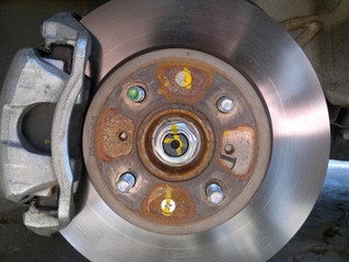 CAR BRAKE CLEANING TIPS