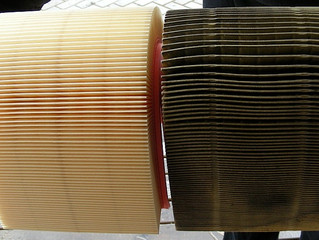 DIRTY AIR FILTER: HOW TO CHECK AND WHEN TO CHANGE