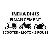 LOGO INEHA BIKES. financment scooter, moto et quad