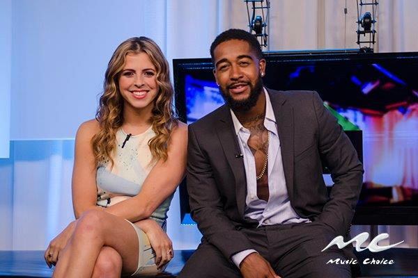 Clare interviews Omarion on You & A