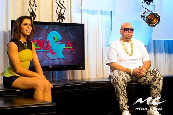 Clare interviews Fat Joe on You & A