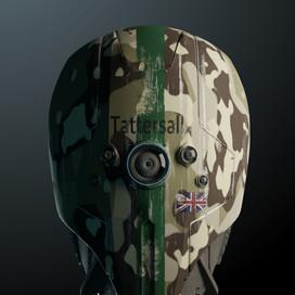 Terran Strike Group Helmet