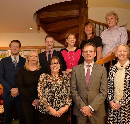 Introducing Award Sponsors, Renton & Parr...