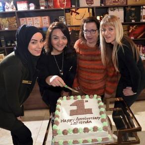 Sweet success for Bradford La Fronda anniversary