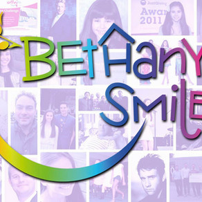 Introducing our chosen charity, Bethany's Smile