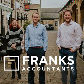 Franks Accountants sponsor Inspirational Individual for the fifth year in a row