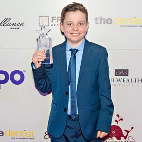 Seb wins young achiever award