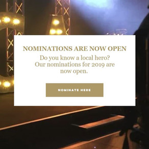 Nominations are now open for 2019