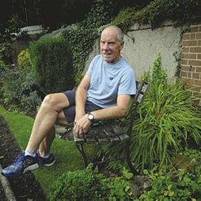 Marathon man Ray strides towards yet more awards
