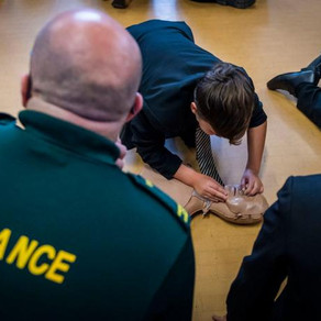 Yorkshire Ambulance Services' heart campaign wins top accolade