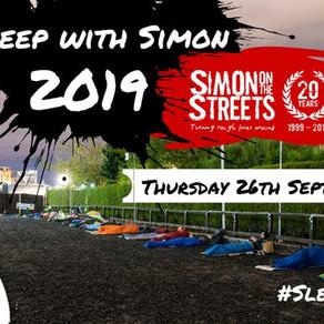 Sleep with Simon...
