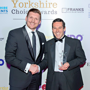 Cleckheaton firm, LMB Group, wins at Yorkshire Choice Awards 2019