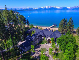 Lake Tahoe - A Getaway from It All, Including Taxes
