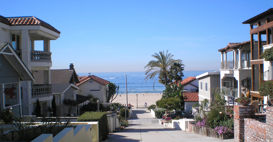 Manhattan Beach Walkstreet