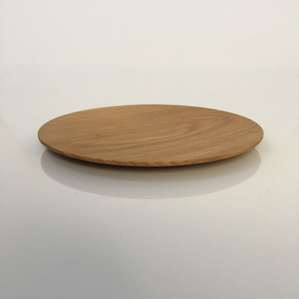 American Oak Dinner Plate