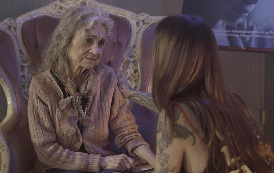 "WRITE ME, a short film adapted from my poem ""After Auschwitz,"" directed by Pearl Gluck and"