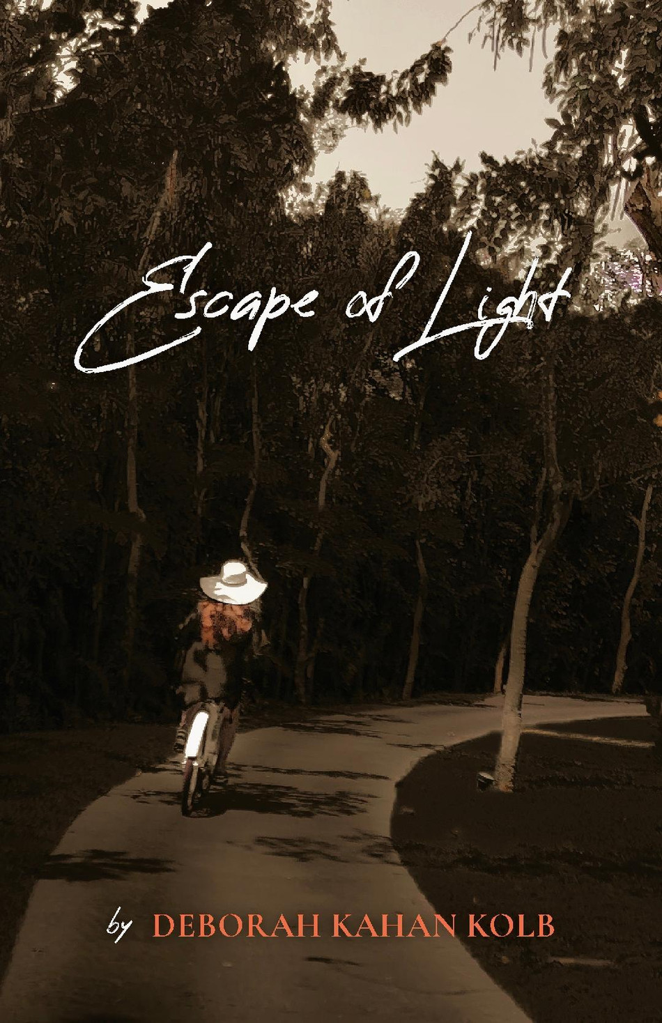 ESCAPE OF LIGHT now on sale!