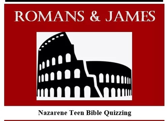 Romans and James Memory Verse CD