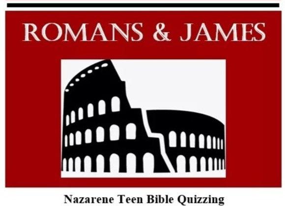 Romans and James: Color Quote Deck
