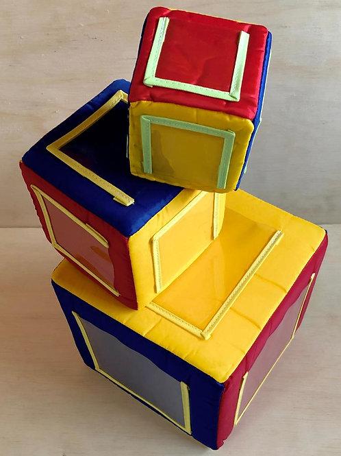 Cubo de Espuma - KIT